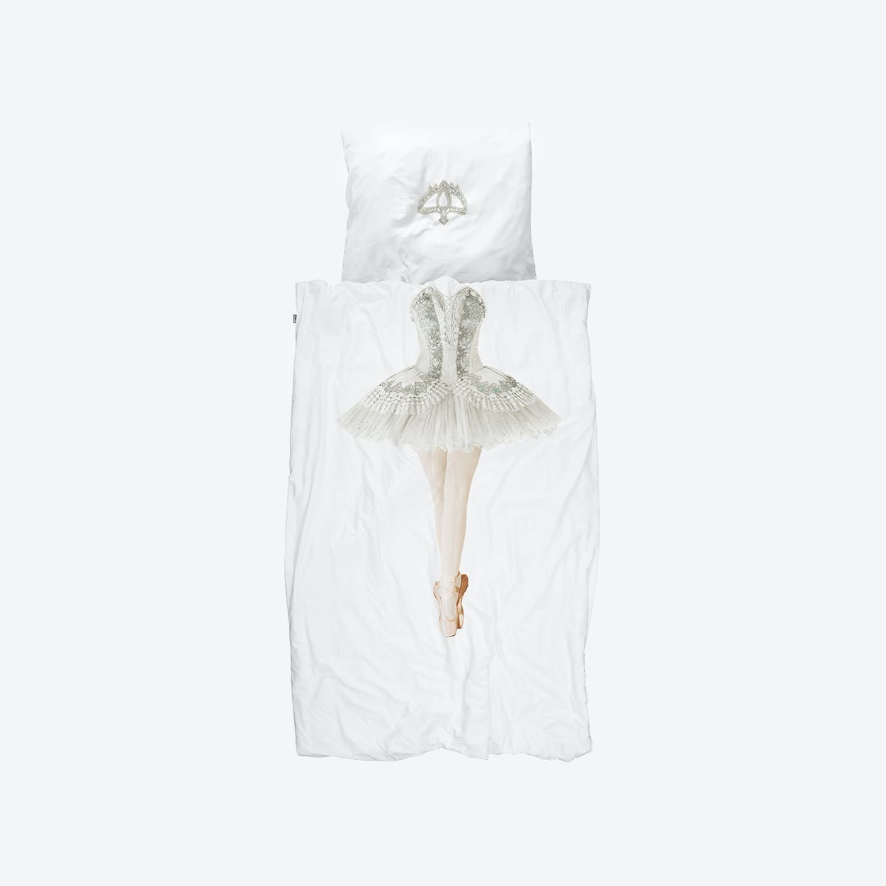 Ballerina Duvet Cover & Pillowcase Set
