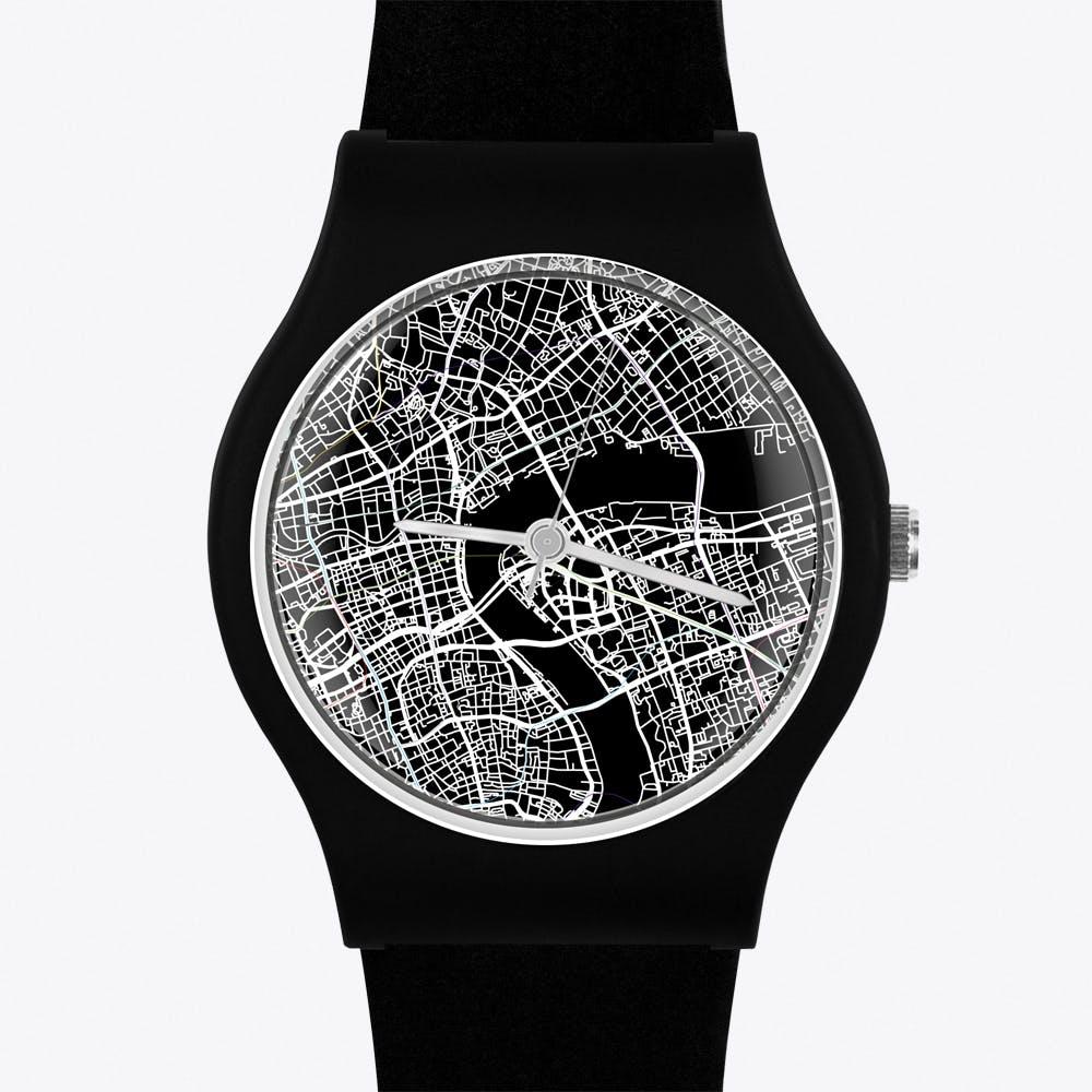 5:21 PM Shanghai Map Watch