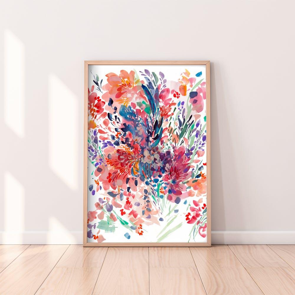 Hana 7 Art Print