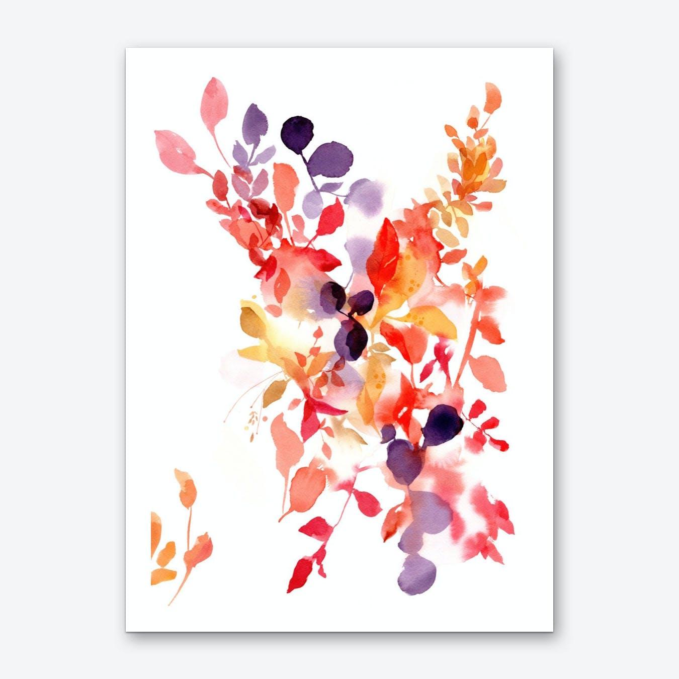 Hana 5 Art Print
