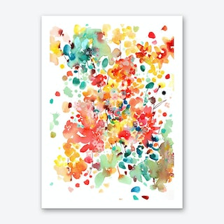 Thrive Art Print