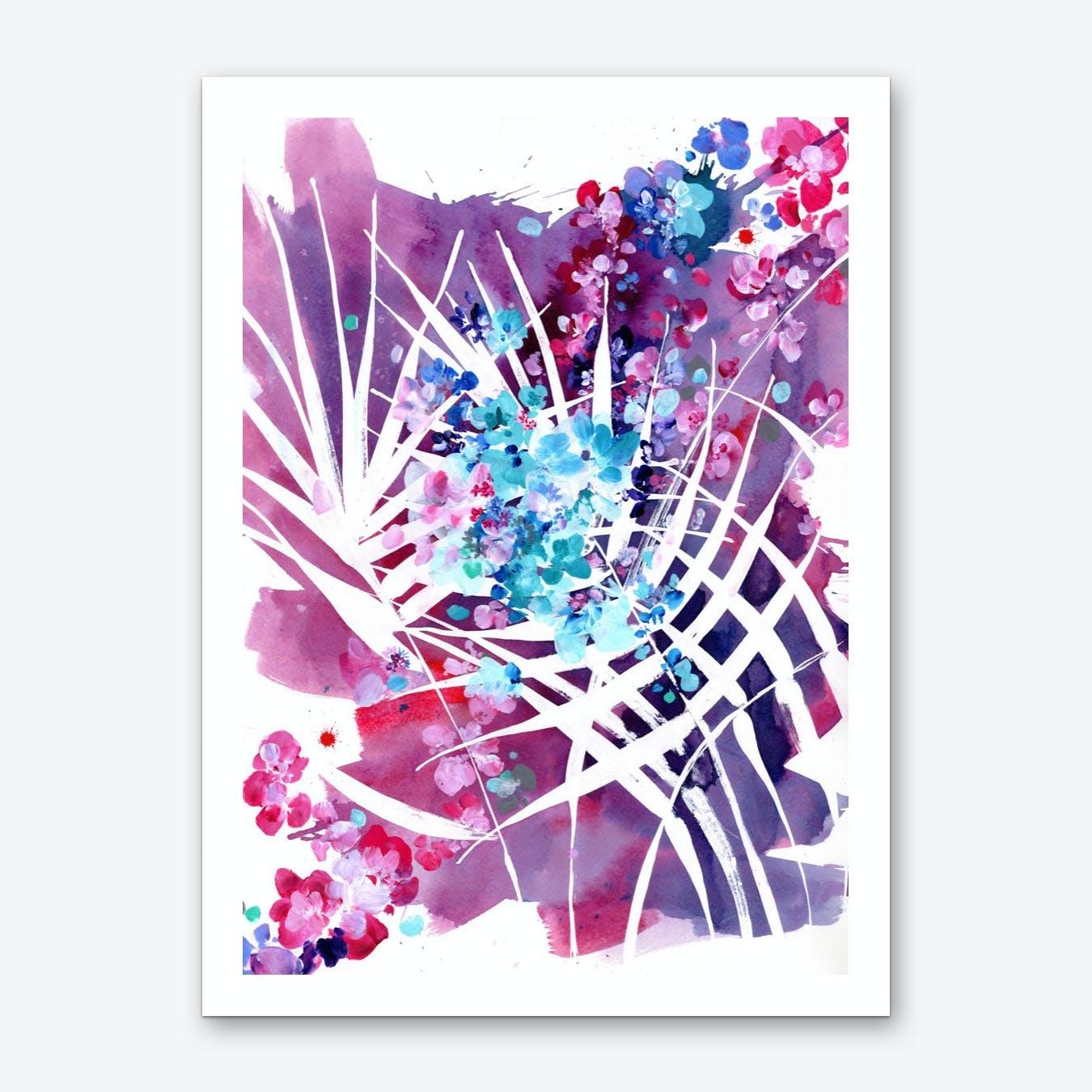 Wildpalm Art Print