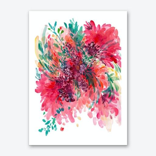Fearless Art Print