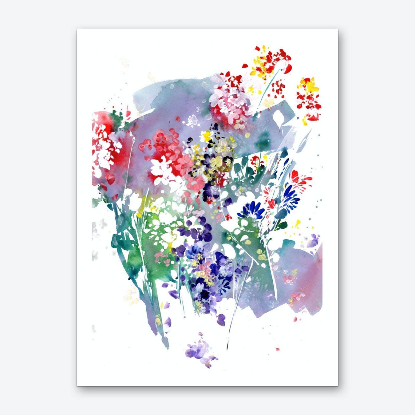 Glimpse Art Print