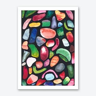 Licorice Art Print