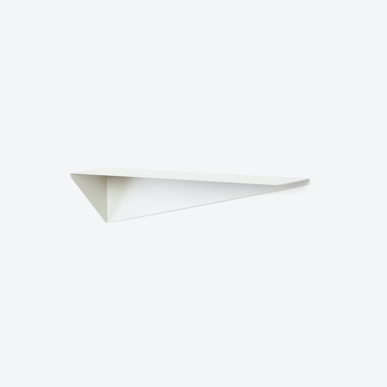 Stealth Shelf in White