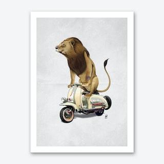 Lamb (Wordless) Art Print