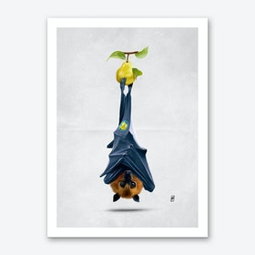 Peared (Wordless) Art Print