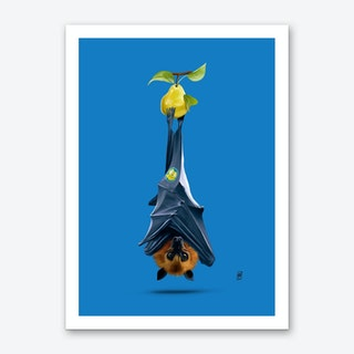 Peared (Colour) Art Print