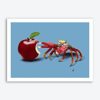 Core (Colour) Art Print