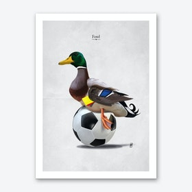Fowl Art Print