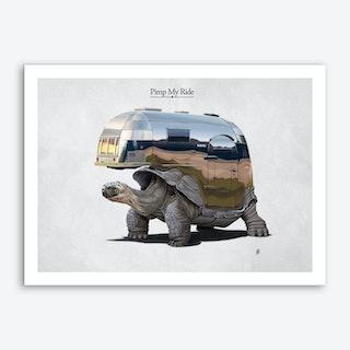 Pimp My Ride Art Print