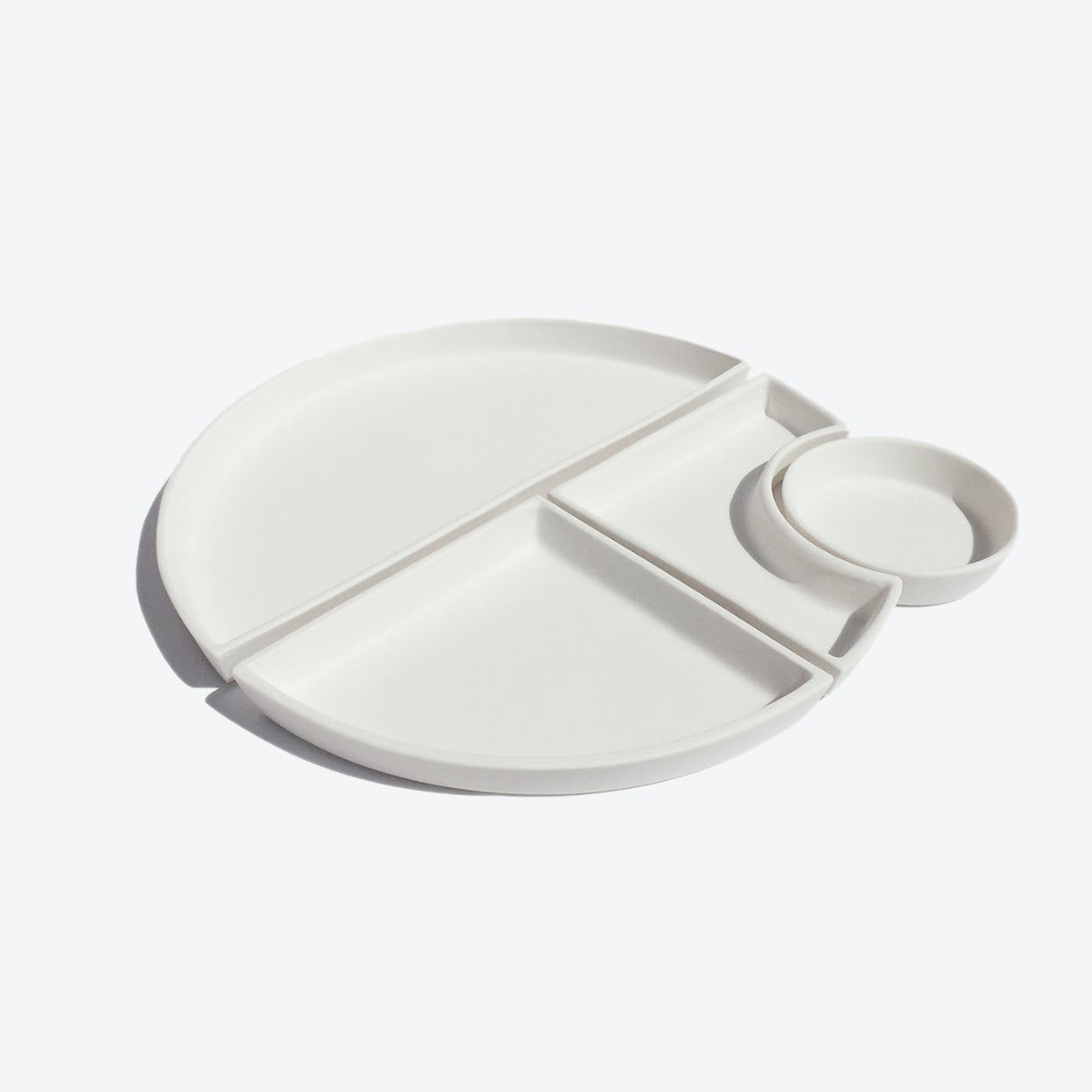 Porcelain Bento Set - Style 2
