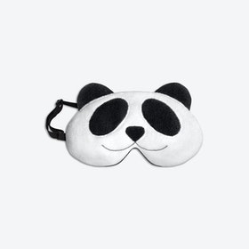 Eye Mask, Lien The Panda in Black / Black
