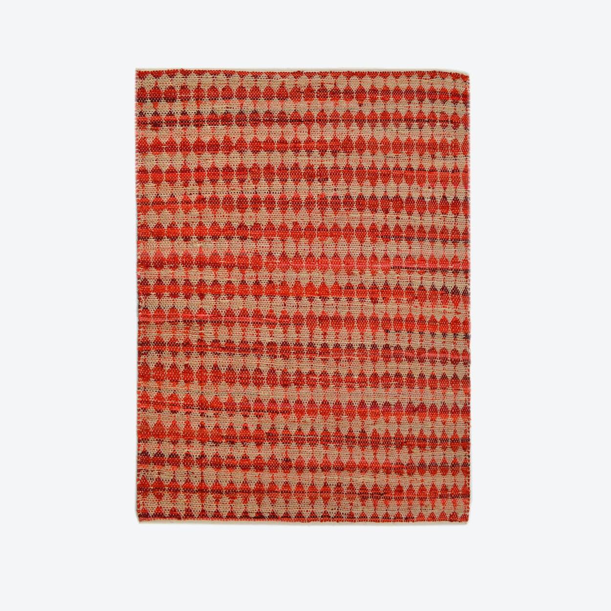 Chicago Red Rug