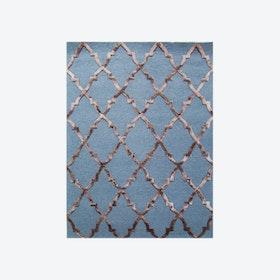Kohinoor Navy Blue Rug