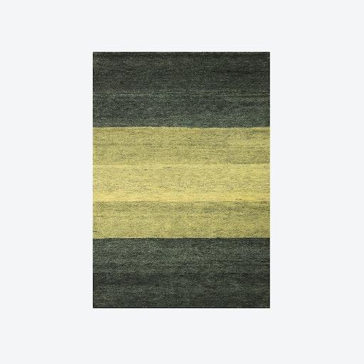 Baku Stripe Green Rug