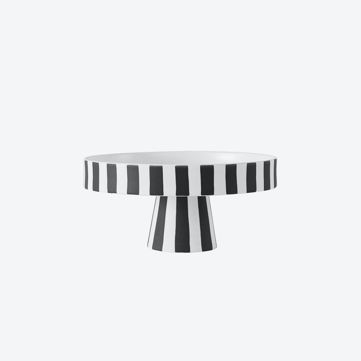 Toppu Tray in Black & White