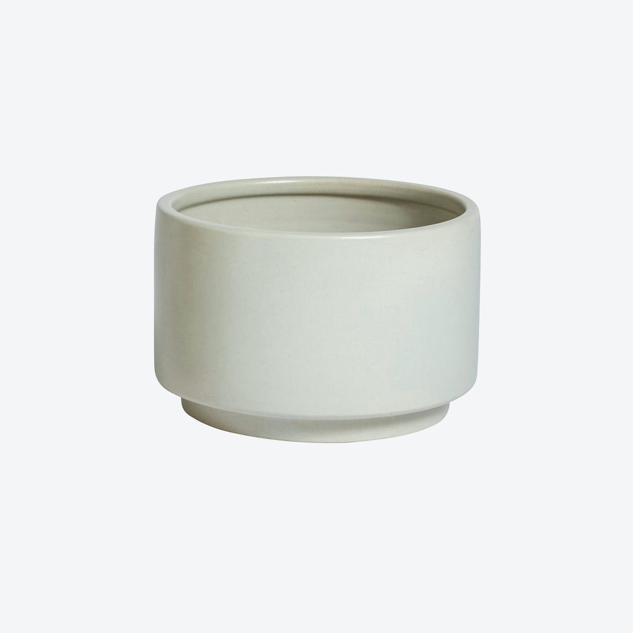 Kana Pots Large in White
