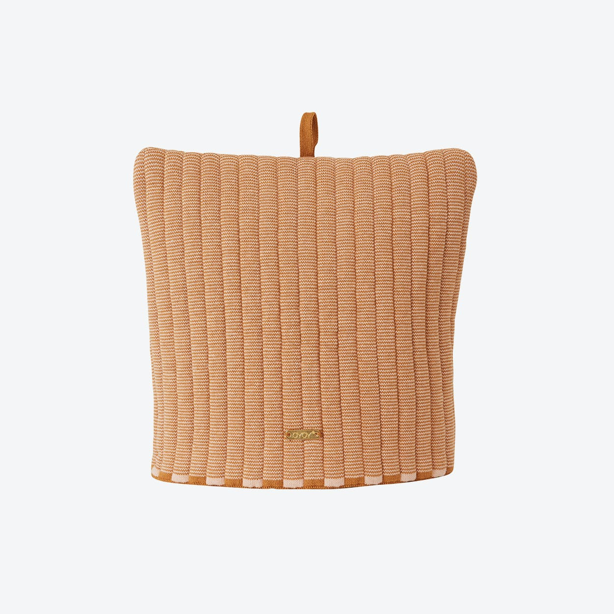 Stringa Tea Cozy in Caramel