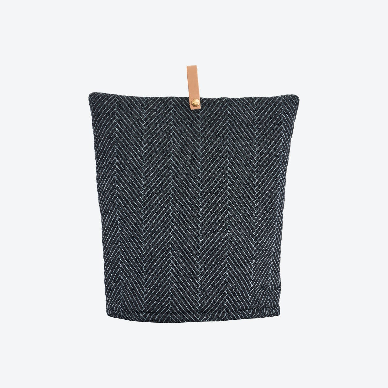 Momo Herringbone Tea Cozy