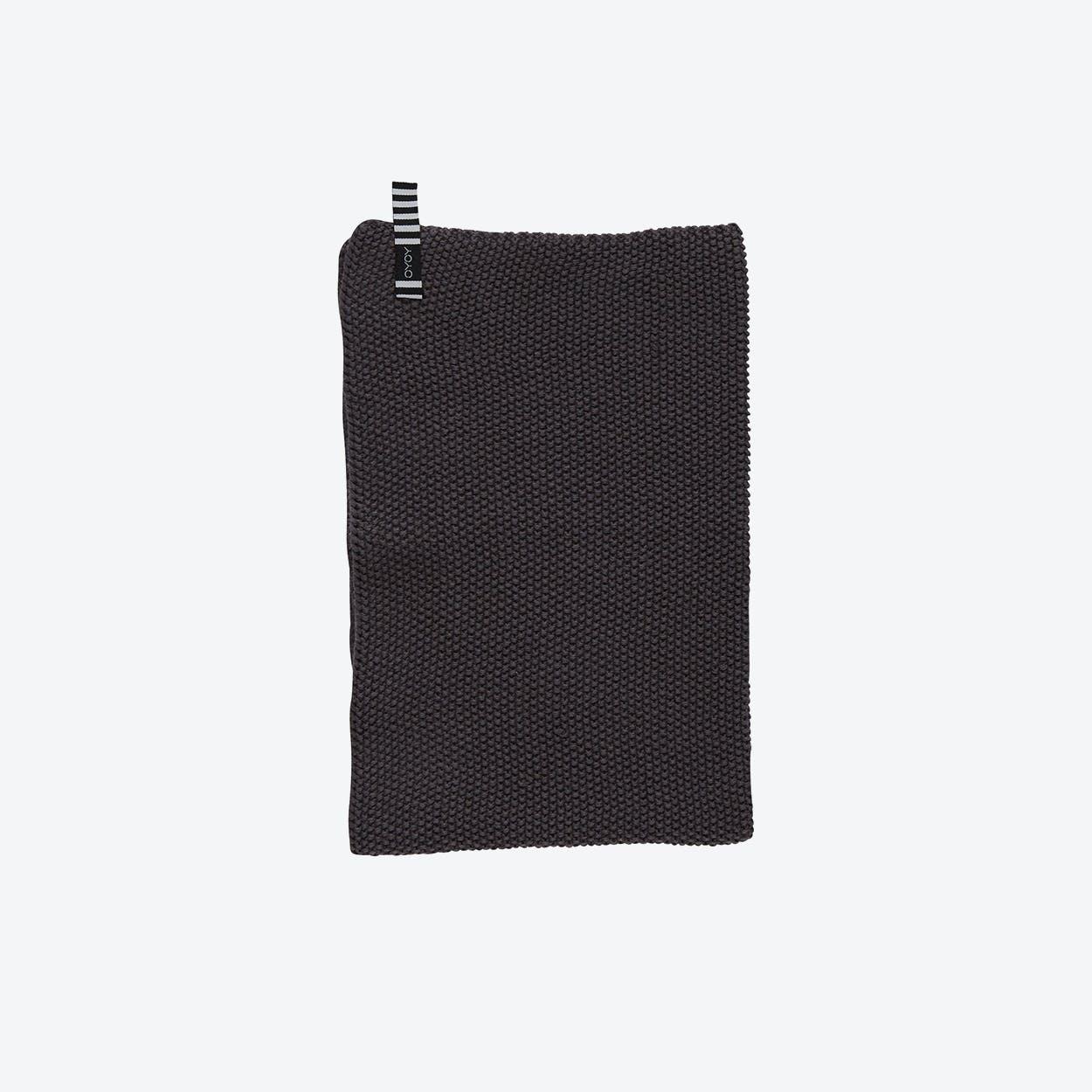 Mini Towel in Grey (Set of 2)