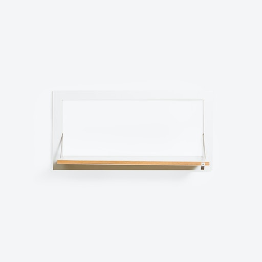 Fläpps Shelf 80x40-1 - White