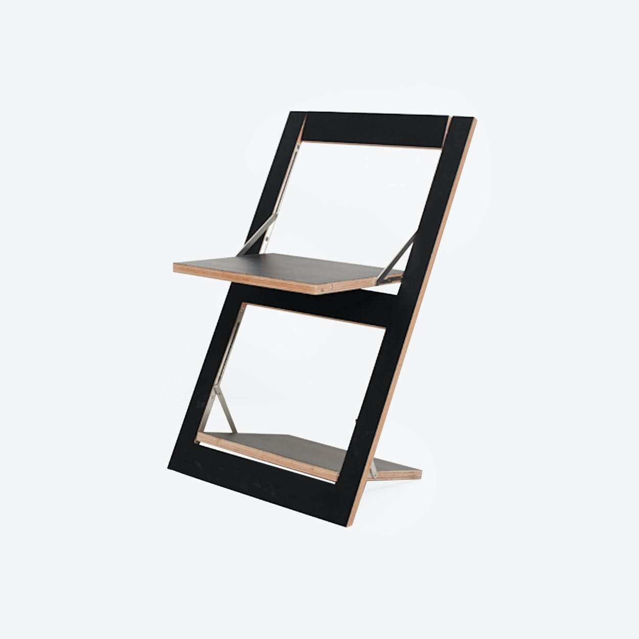 Fläpps Folding Chair - Black