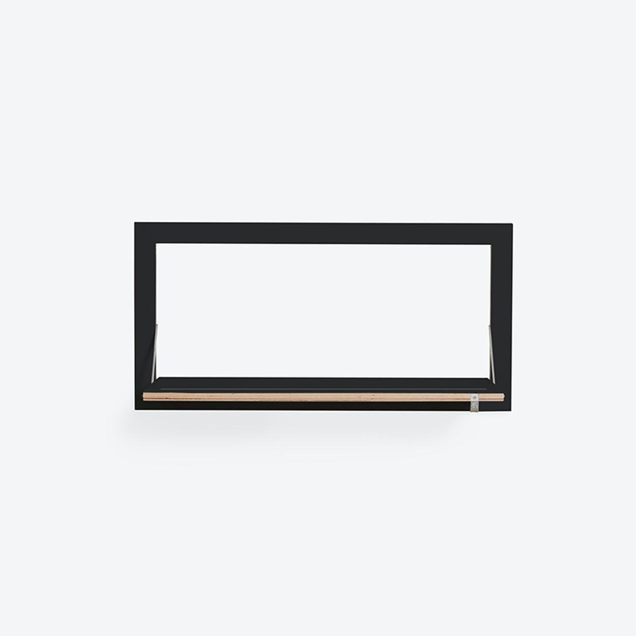 Fläpps Clothes Rail Hangrail - Black