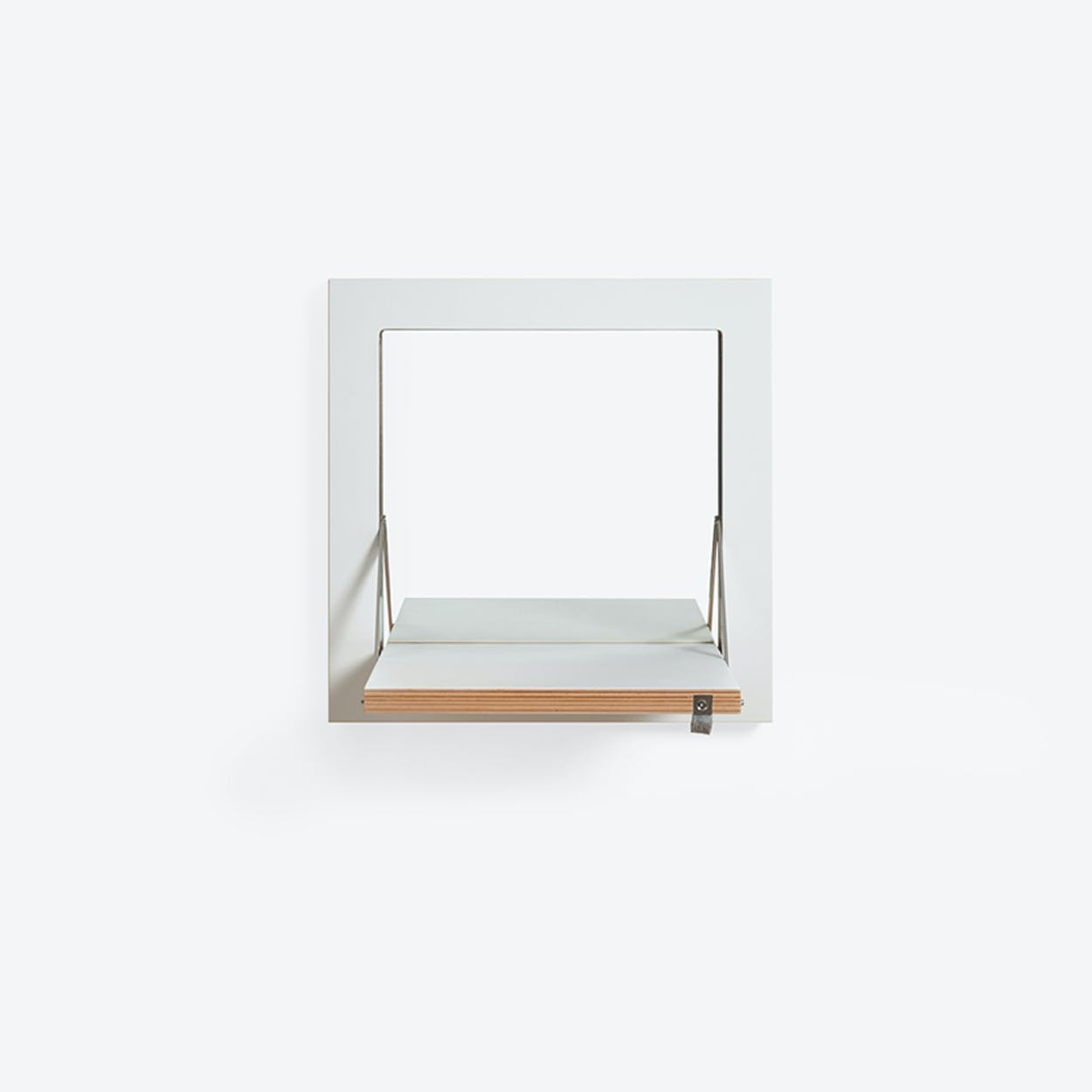 Fläpps Vanity Mirror - White