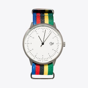 Harold Watch in Champion Stripes