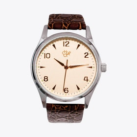 Roger Watch in Brown