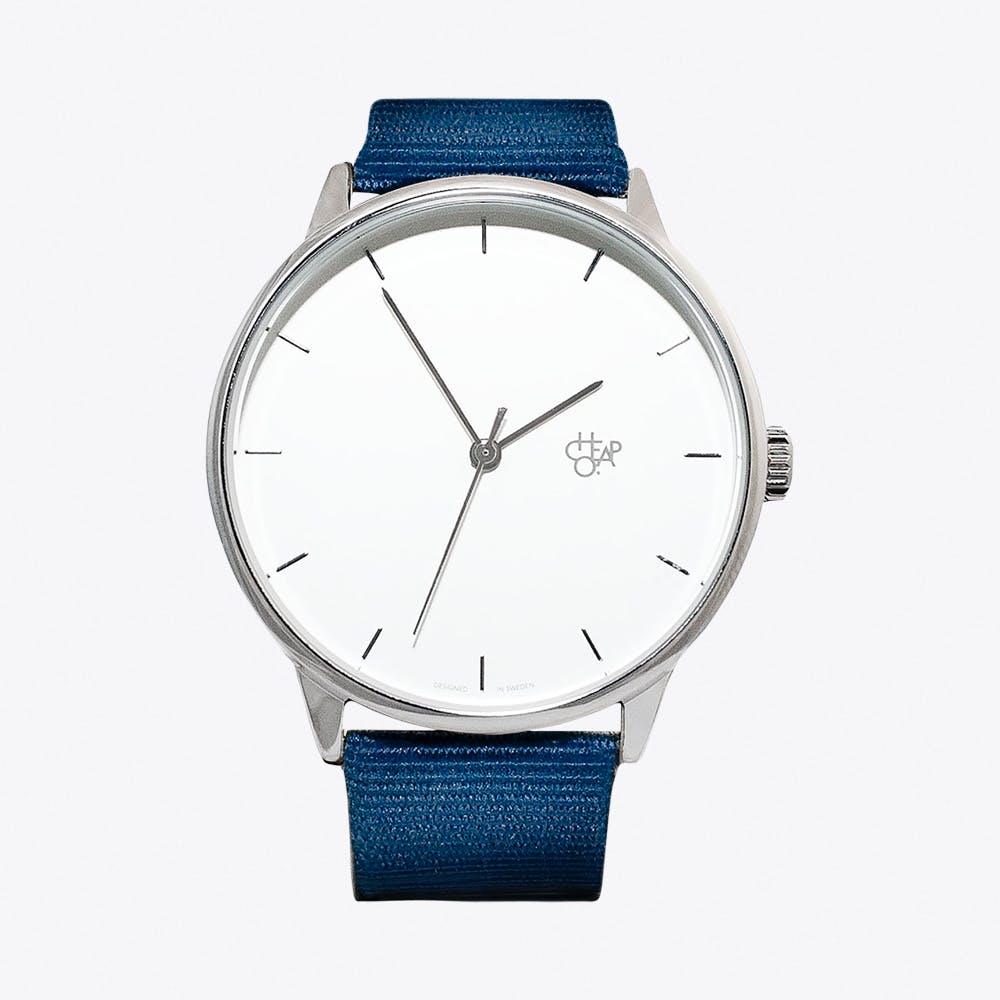 Khorshid Watch in White