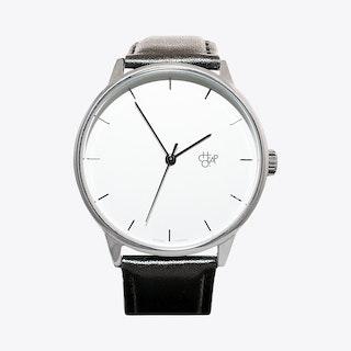 Khorshid Watch in Silver