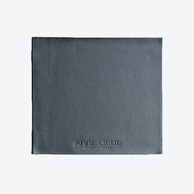Mat Leather in Ledge:able in Anthracite