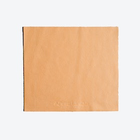 Mat Leather in Ledge:able in Camel