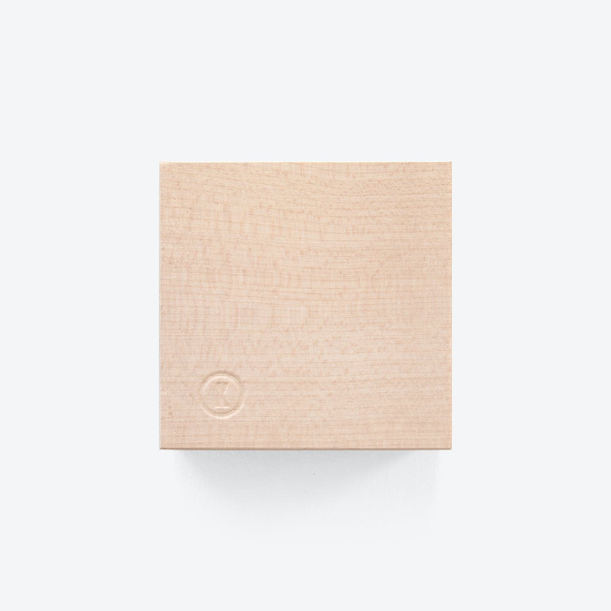 Traktor | Magnetic Wood Block in Maple