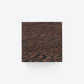 Traktor | Magnetic Wood Block in Wengé