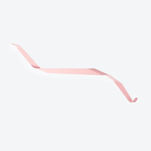 Bender Wall Hook L Light Pink