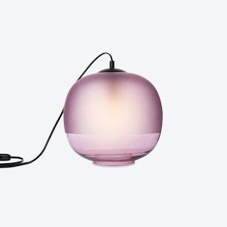 Bale Table Lamp in Purple