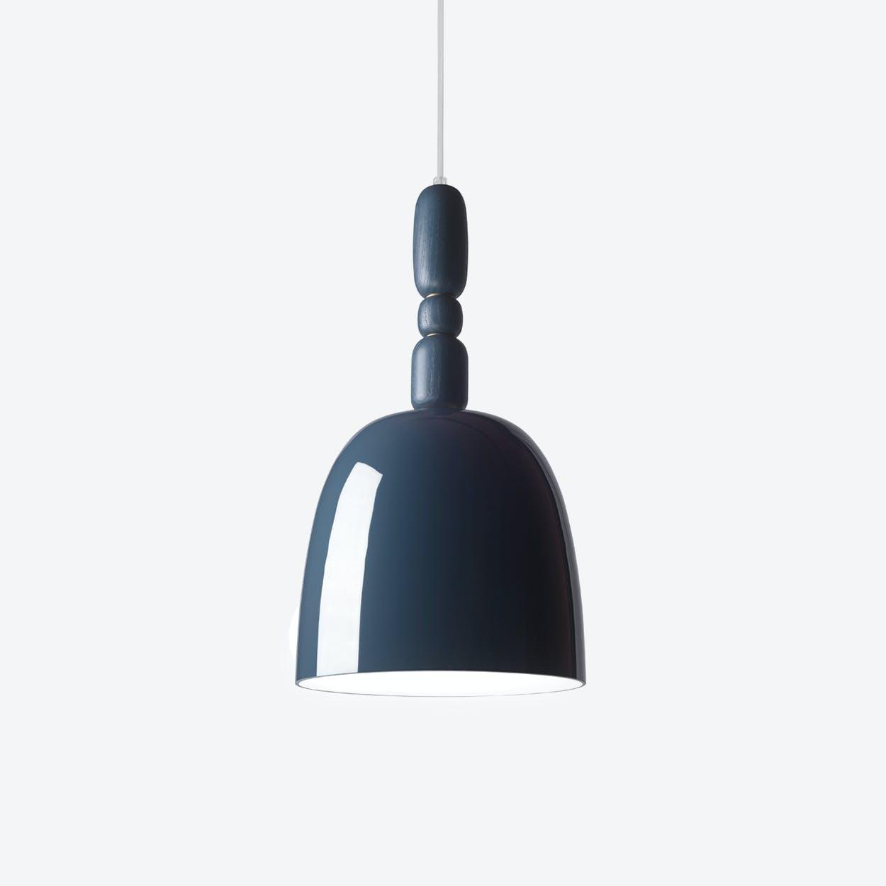 Cece Pendant Lamp in Blue