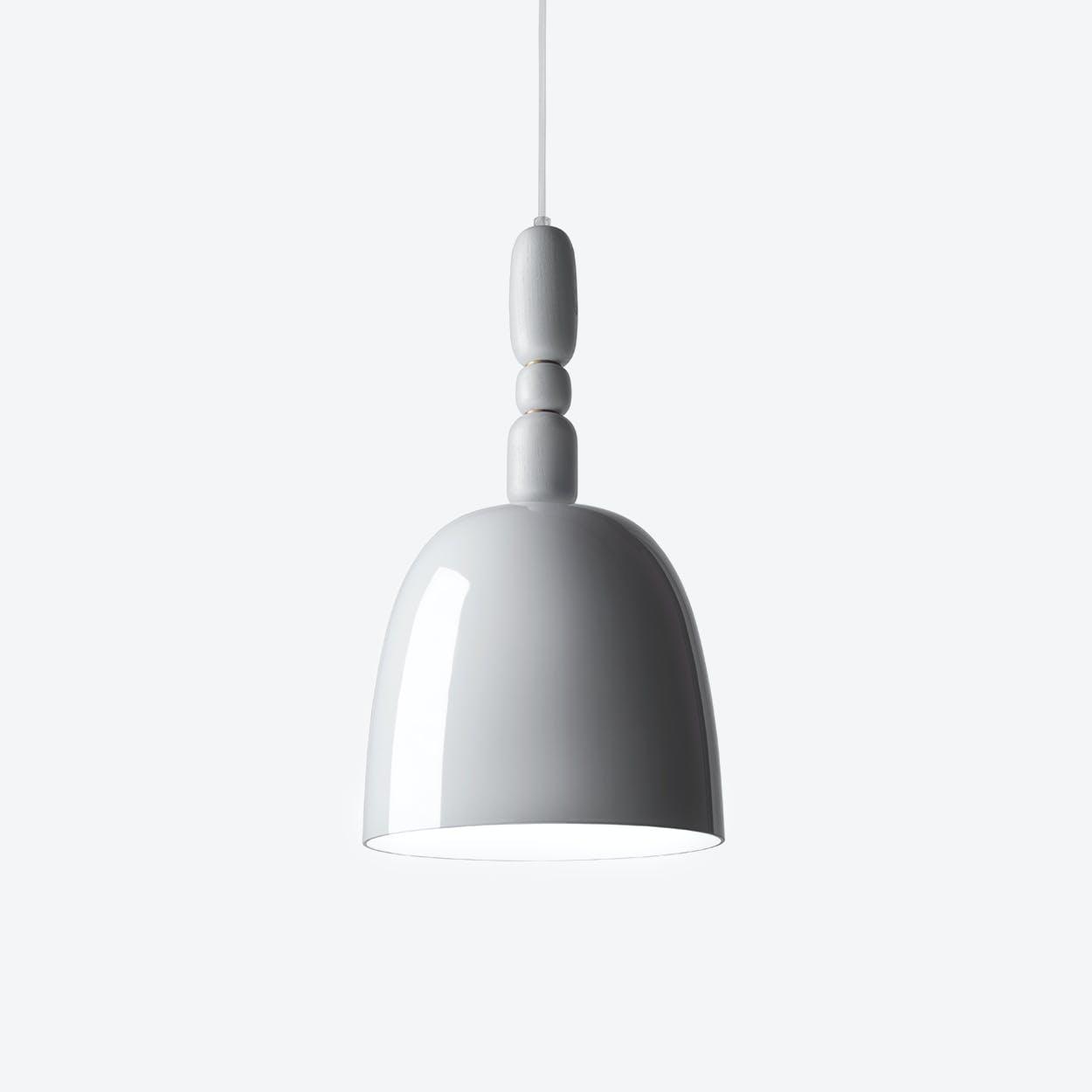 Cece Pendant Lamp in Grey