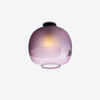 Bale Ceiling Lamp in Purple