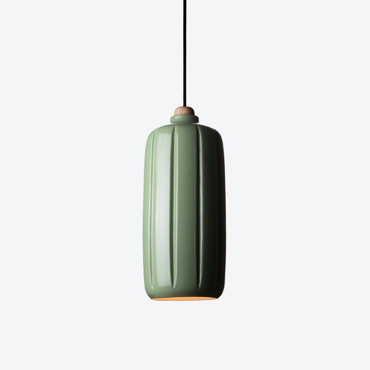 Cosse Large Pendant Lamp in Green