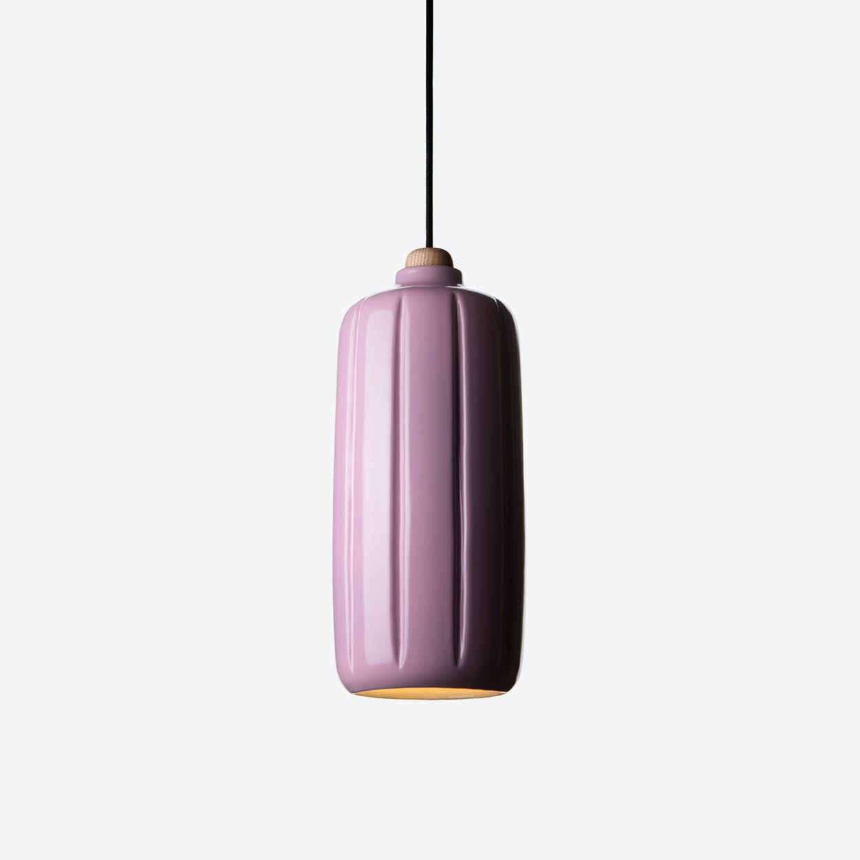 Cosse Large Pendant Lamp in Purple