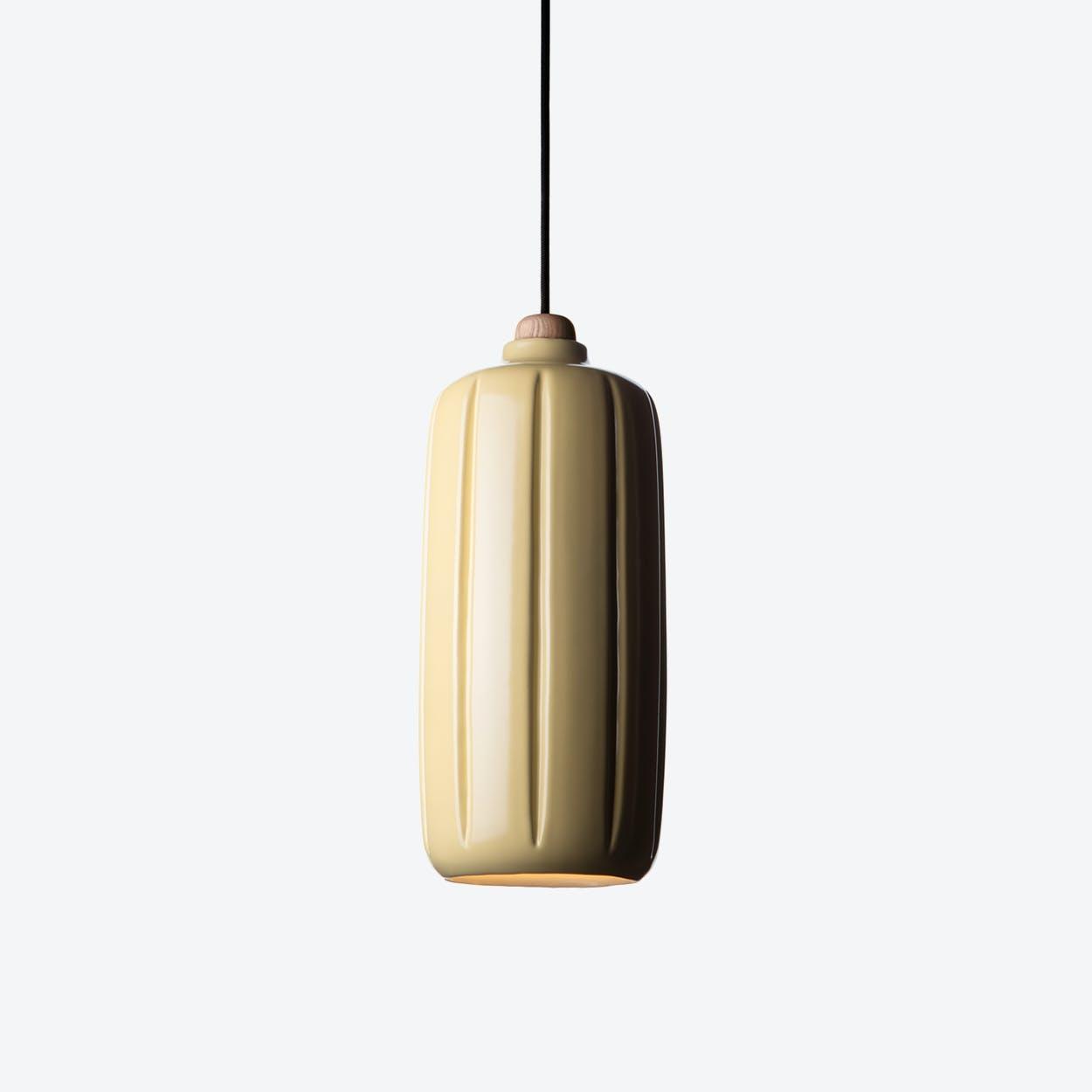 Cosse Large Pendant Lamp in Yellow