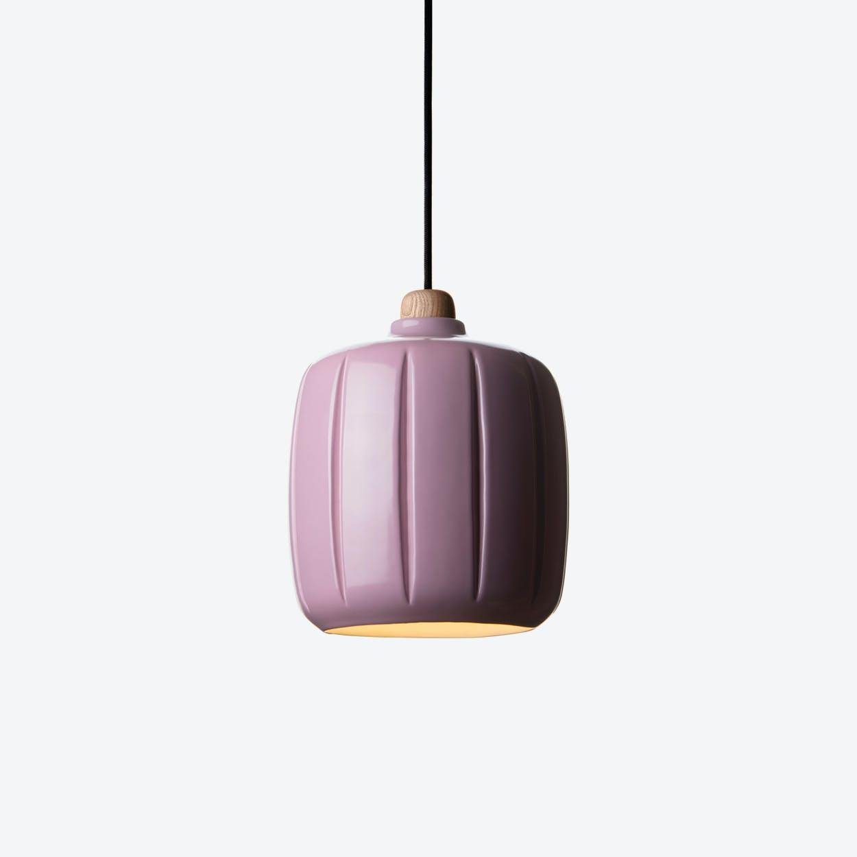 Cosse Small Pendant Lamp in Purple