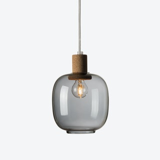 Picia Pendant Lamp in Grey