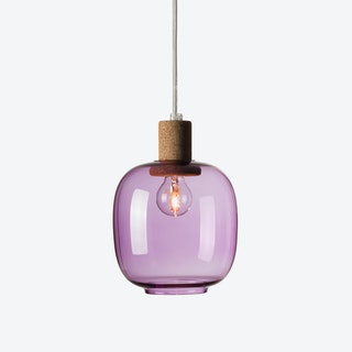 Picia Pendant Lamp in Purple