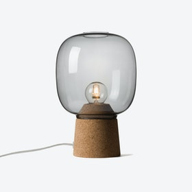 Picia Table Lamp in Grey